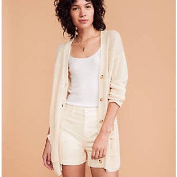 GAP Sweaters - Gap Sheer Lightweight Button Down Cardigan